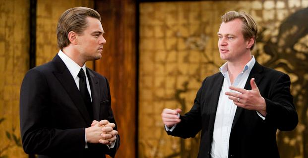 Christopher Nolan Leonardo DiCaprio Inception