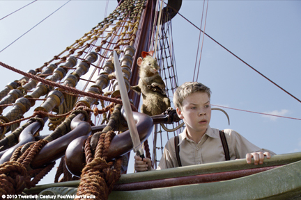Will Poulter Eustace Scrubb Voyage of the Dawn Treader Narnia