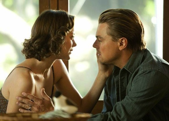 Inception DiCaprio Cotillard