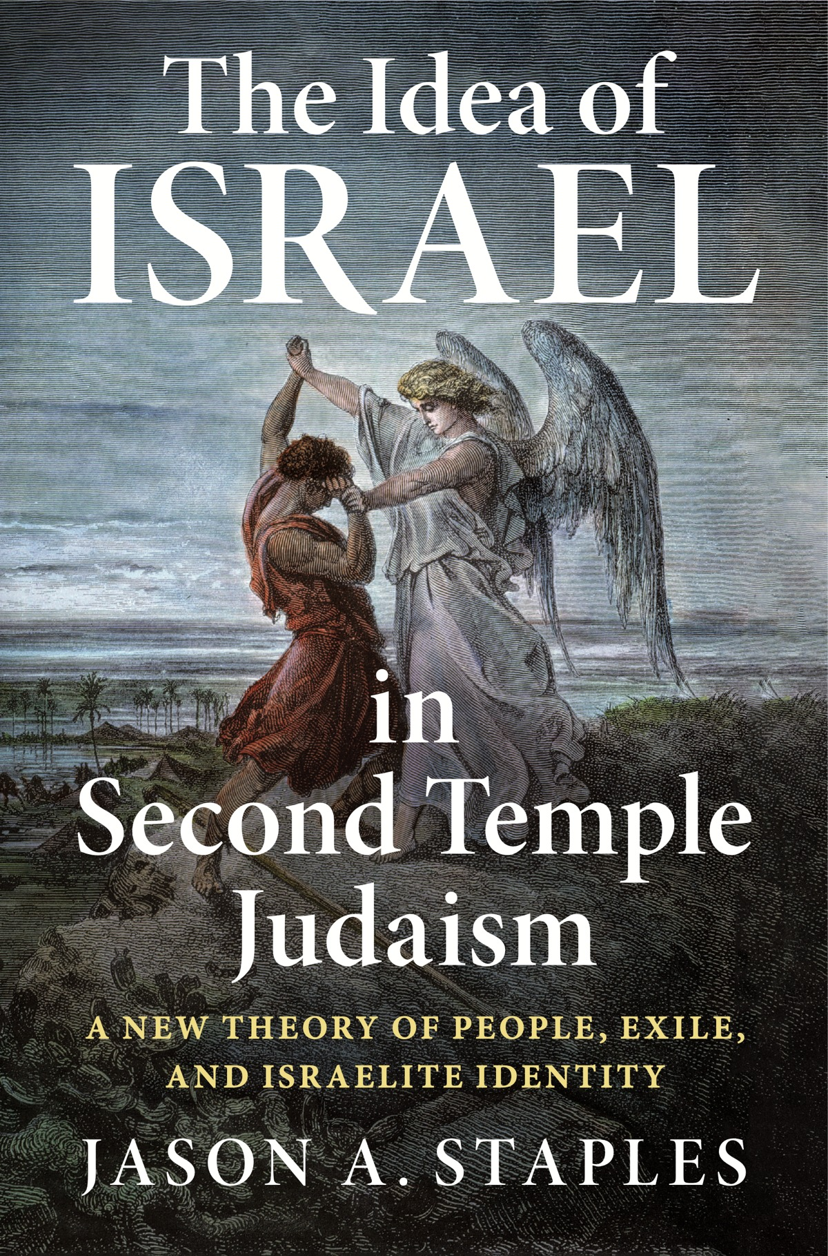 The Idea Of Israel Book Cover